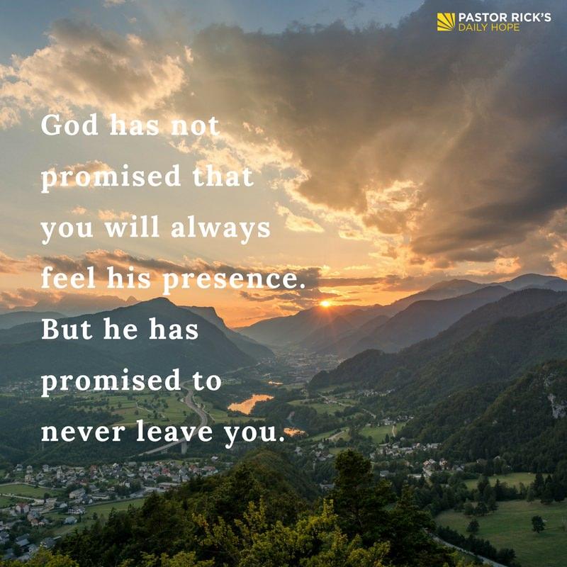 05-02-17-God-Is-Real-Seeking-A-Feeling-Is-Not-Worship