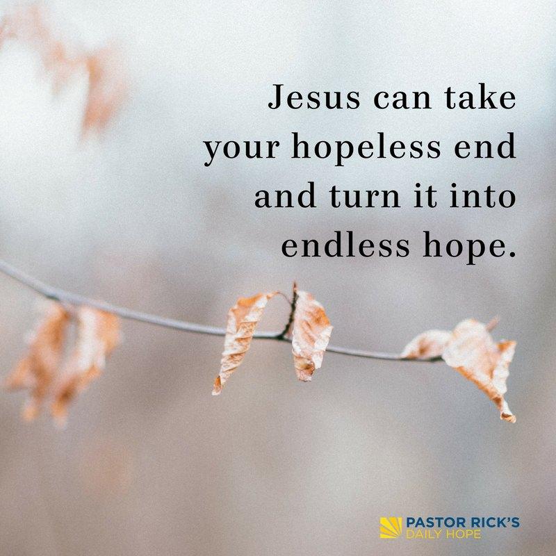 09-25-17-Daring-Faith-Jesus-Turns-Your-Hopeless-End-Into-Hopeless-Hope