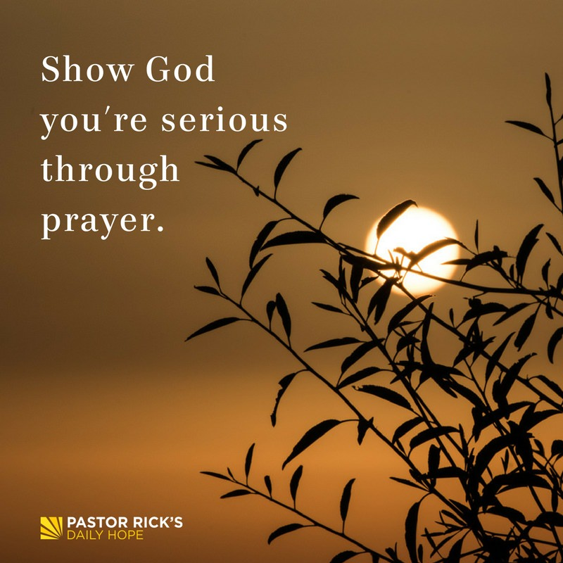 11-10-17-Unshakeable-Step-Four-In-Crisis-Show-God-Youre-Serious-Through-Prayer